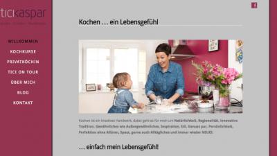 Webdesign für Restaurant Kärnten